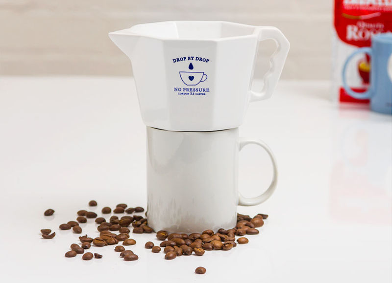One-Cup Coffee Brewers