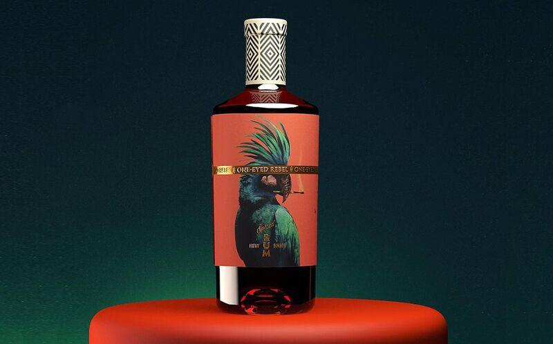 Fiery Botanical Rums