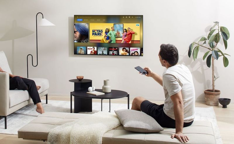 Soundbar-Equipped Smart TVs