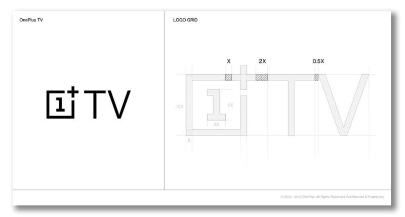 Simplistic TV Branding