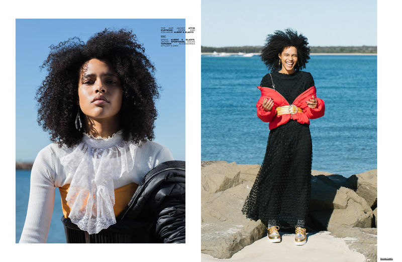 Candid Seaside Editorials