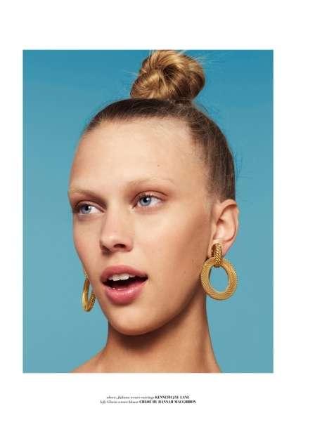 Hair Transformation Editorials