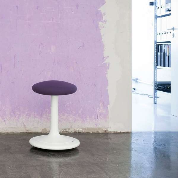 Dapper Off-Balance Stools