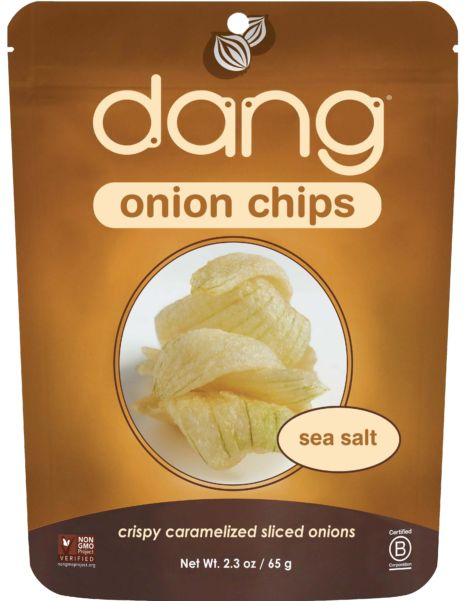 Sliced Onion Chips