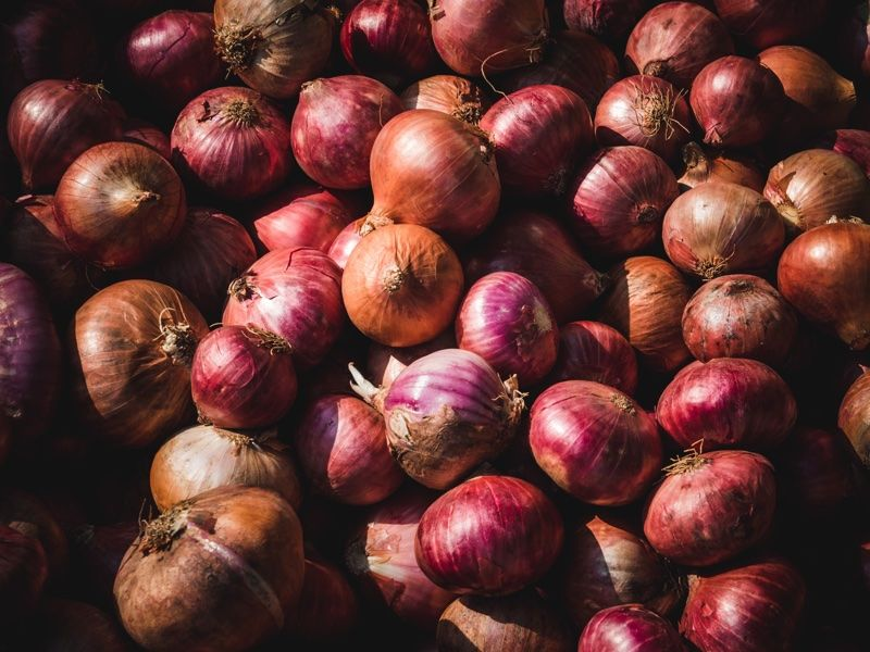 Cold-Pressed Onion Seed Oils