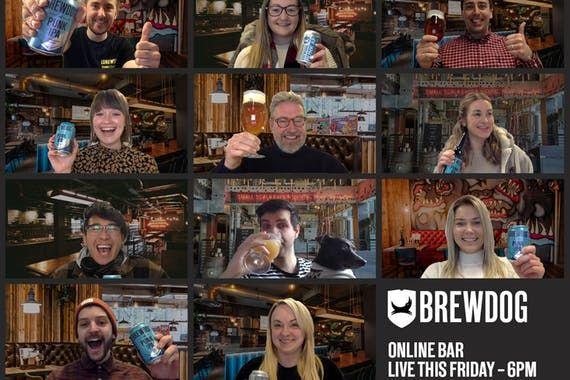 Online Bar Experiences