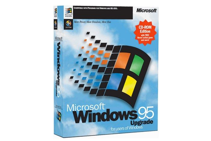 emulating windows 95