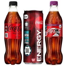 Football-Celebrating Soda Promotions