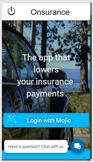 Automated Auto Insurance Apps