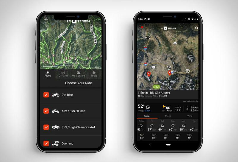 Off-the-Grid Navigation Apps