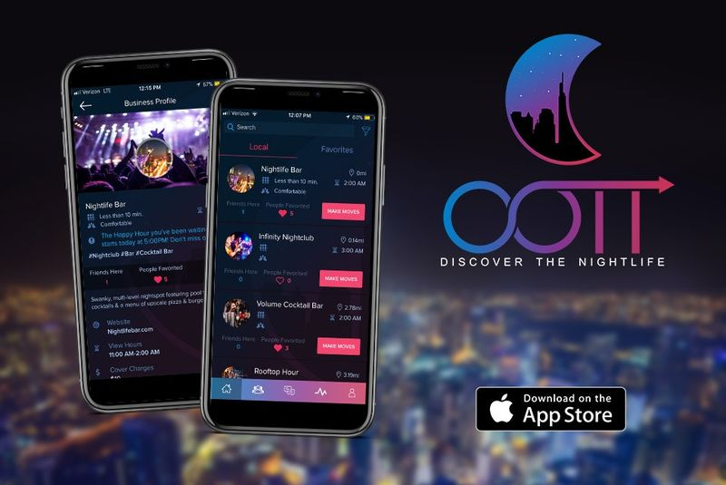 Real-Time Nightlife Exploration Apps