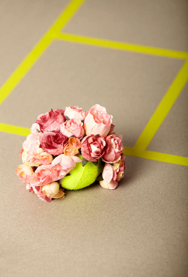 Designer Tennis Balls
