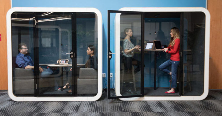 Superior Soundproof Office Pods