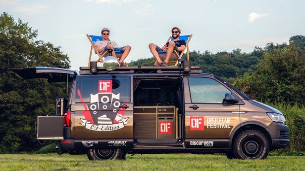 Flair-Filled Camper Vans