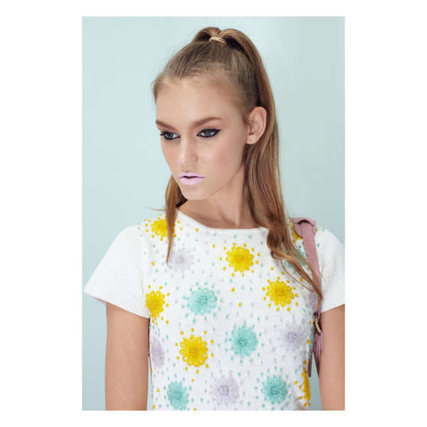 70s-Inspired Pastel Fashions