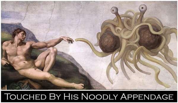 Satirical Religions