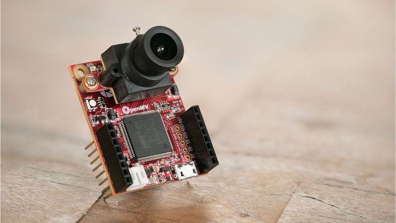 Open-Source Machine Cameras