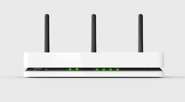 Super-Secure Routers