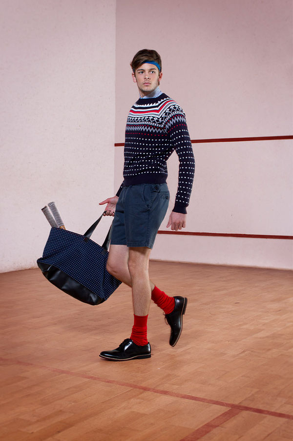 Retro Sportswear Lookbooks