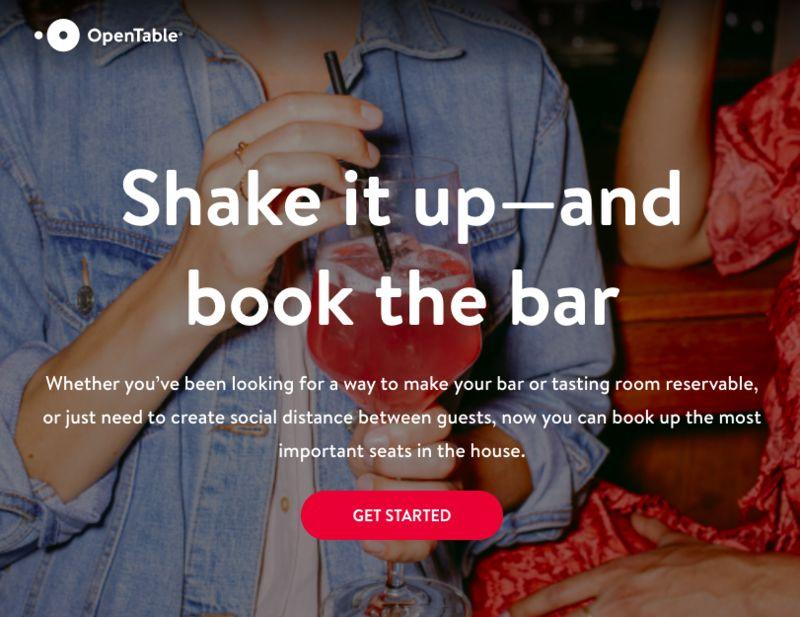 Drink Destination Reservations