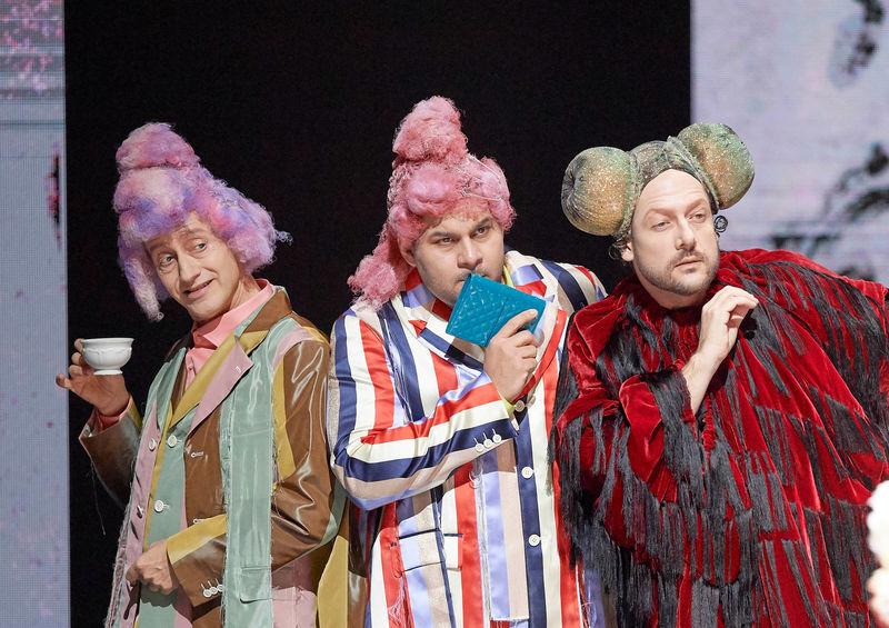 Designer-Backed Opera Costumes