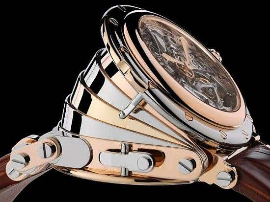 Exclusive Accordion Timepieces
