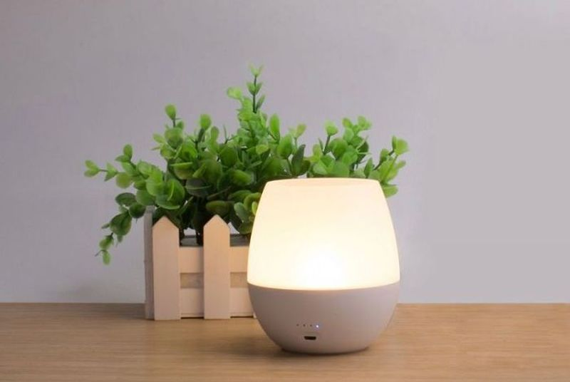 Candle-Inspired Smart Lights