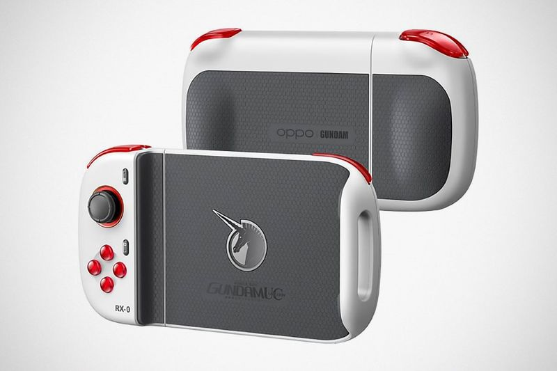 Expandable Smartphone Gaming Controllers