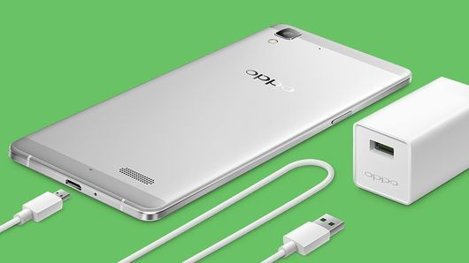 Rapid-Charging Smartphones