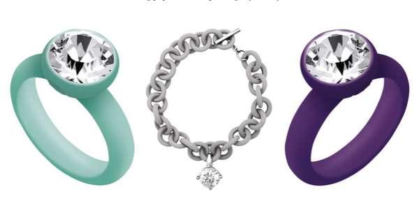 Blinging Resin Jewelry
