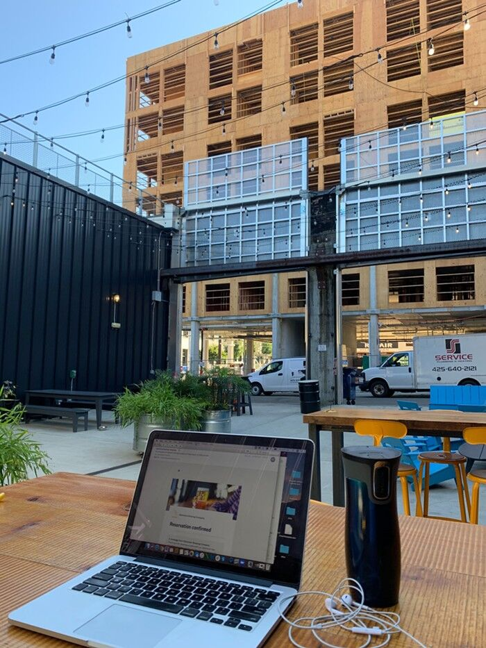 Co-Working Brewery Spaces