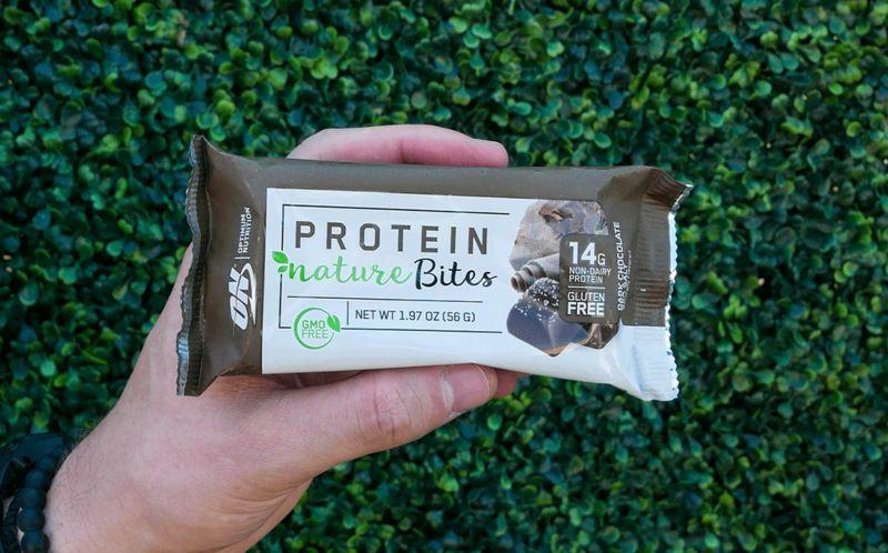 Vegan Protein Snack Cakes