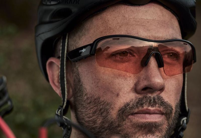 Sporty Bone Conduction Sunglasses