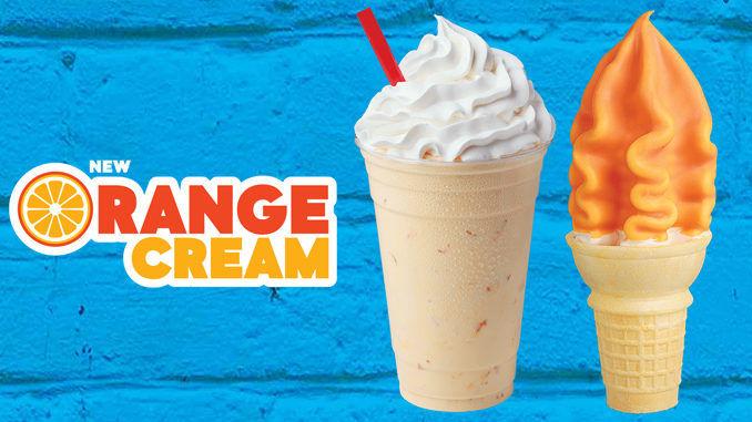 Creamsicle-Inspired Summer Treats