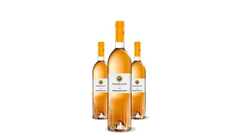 Organic Orange Wines