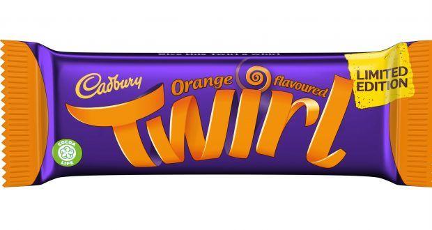 Orange-Flavored Candy Bars