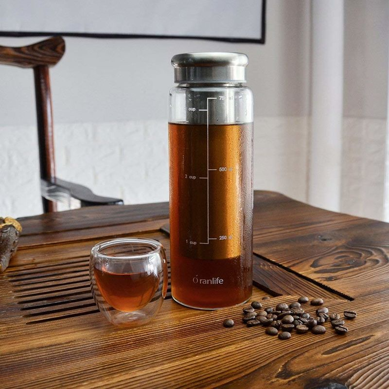 Portable Cold Brew Makers