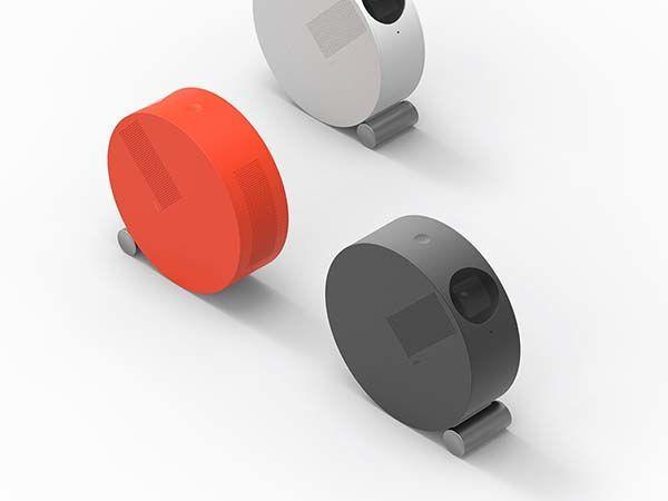 Spherical Multi-Position Projectors