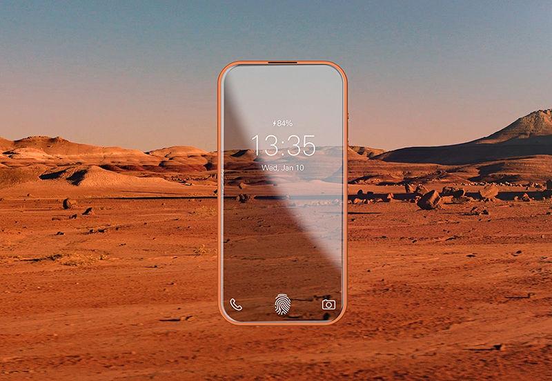 Malleable Ergonomic Smartphones