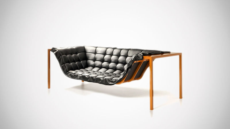 Space Exploration-Inspired Sofas