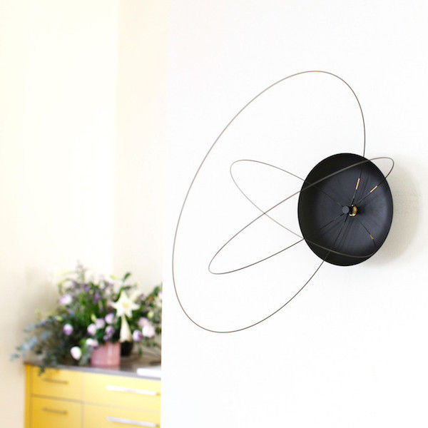 Planetary Wall Clocks