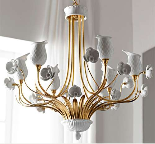 porcelain lighting. blooming porcelain lighting c