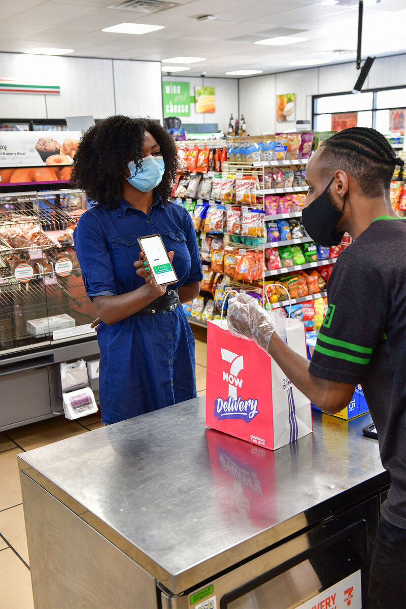Order-Ahead Convenience Stores