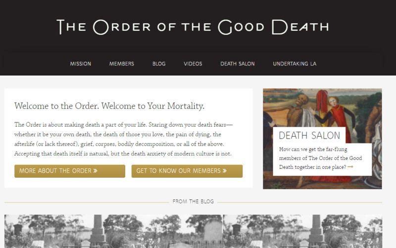 Death Acceptance Communities