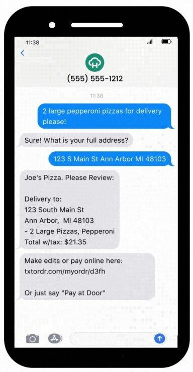 AI-Powered Ordering Solutions