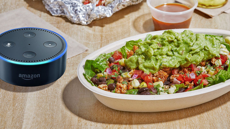 Food-Ordering Voice Assistants
