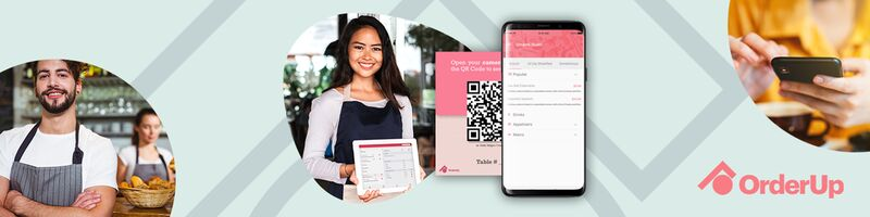Restaurant Ordering-and-Payment Platforms
