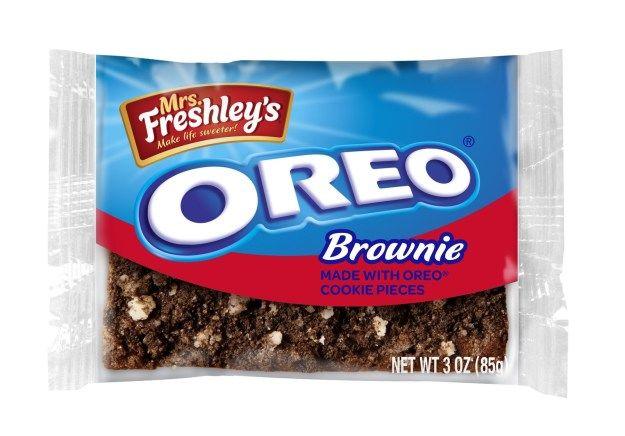 Crumbled Cookie Brownies