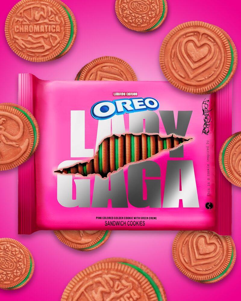 Vibrant Pop Star Cookies