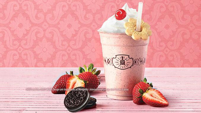 Cookie-Infused Milkshakes
